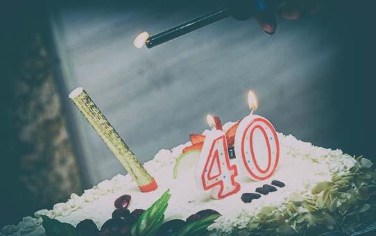 Zabezpieczony: Urodziny Anny – 40-tka
