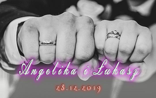 Zabezpieczony: Ślub Angelika I Łukasz 28/12/2019