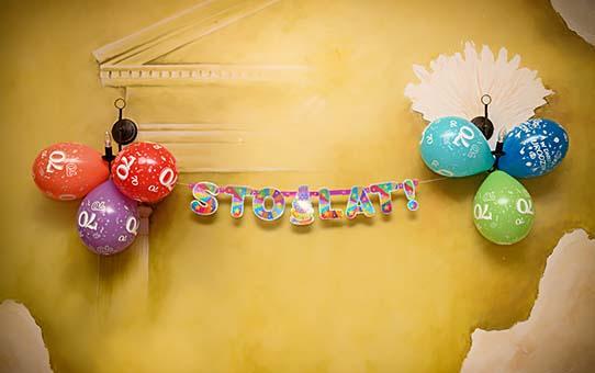Zabezpieczone: Urodziny 70-tka
