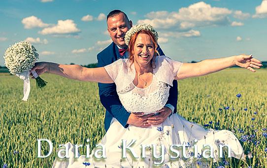 Zabezpieczony: Ślub Daria I Krystian